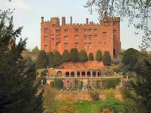 Welshpool Castle