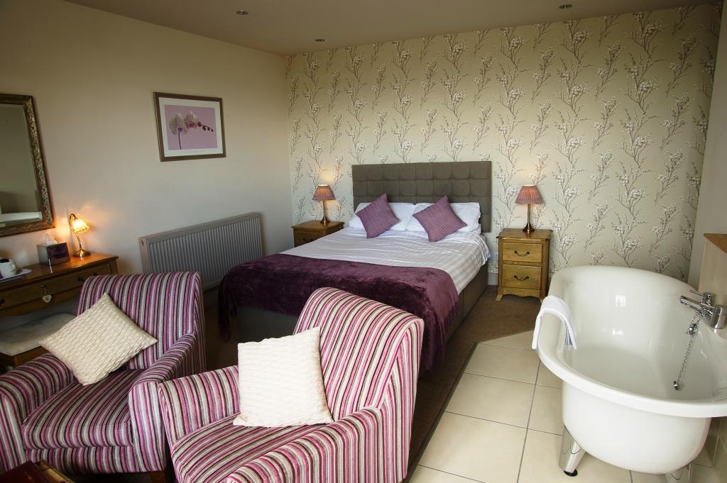Hotel Bedroom Bishops Castle