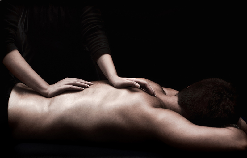Relaxing massages in Shropshire
