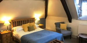 Room at Shropshire Accommodation in Bishops Castle