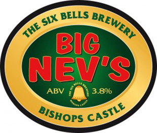 Shropshire Brewery Big Nevs