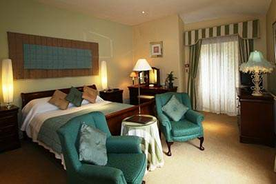 Luxury rooms at Pen-y-Dyffryn Country Hotel in Shropshire