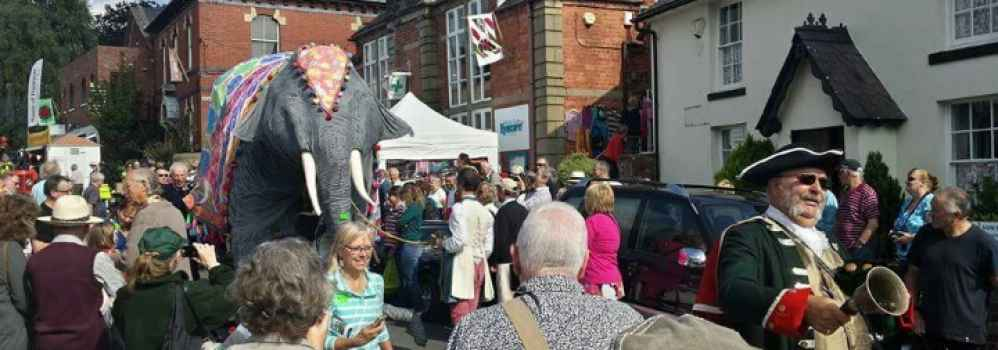 Successful 2015 Michaelmas Fair