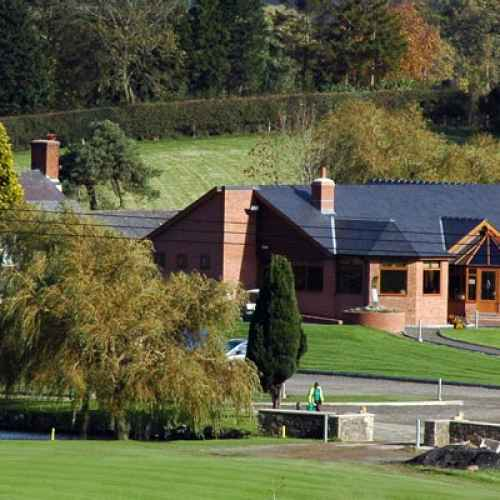Lakeside Golf Club, near Bishops Castle
