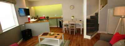 self-catering in bishops castle