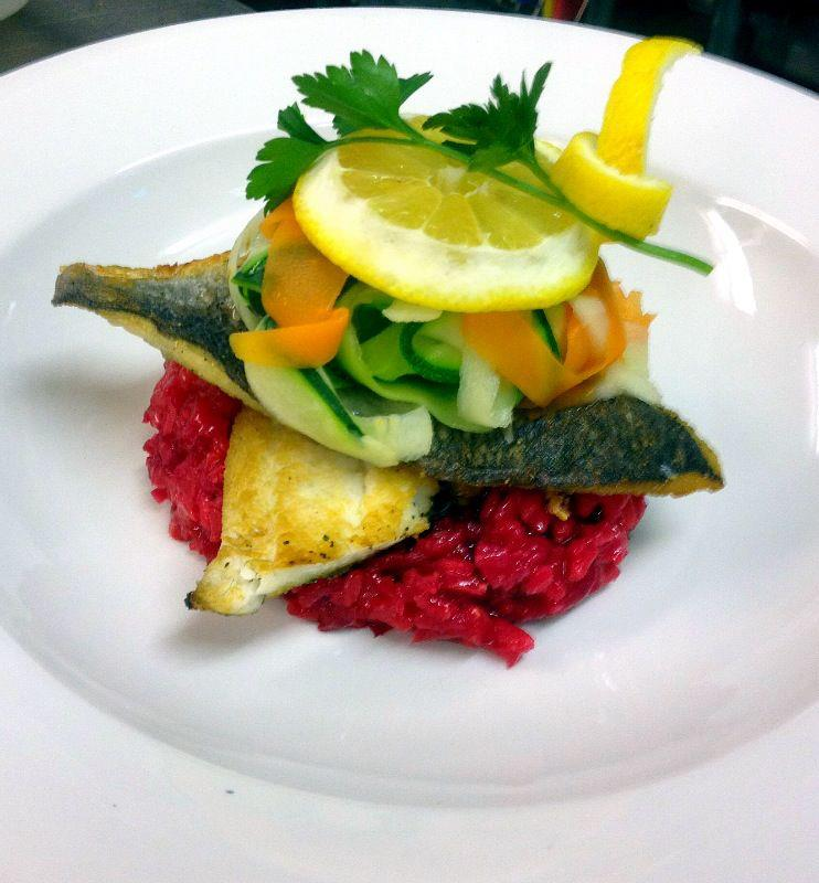 Fresh Fish at The Castle Hotel