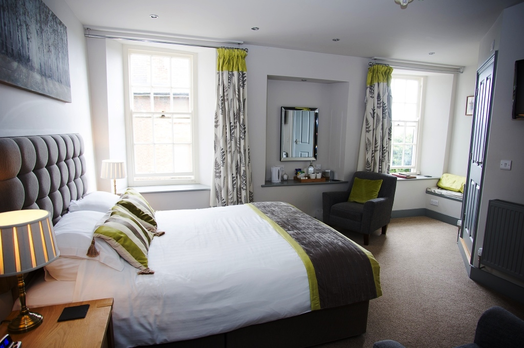 Bedroom Five at The Castle Hotel