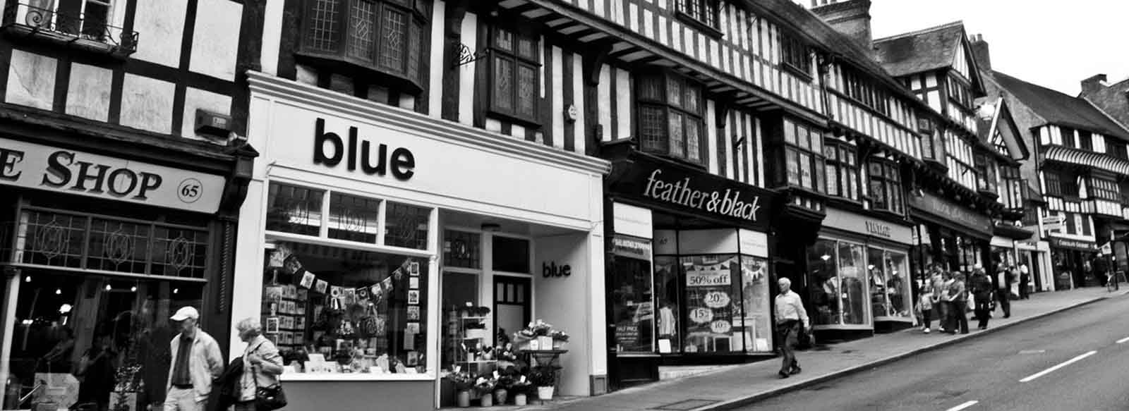 Shrewsbury Independent Shops
