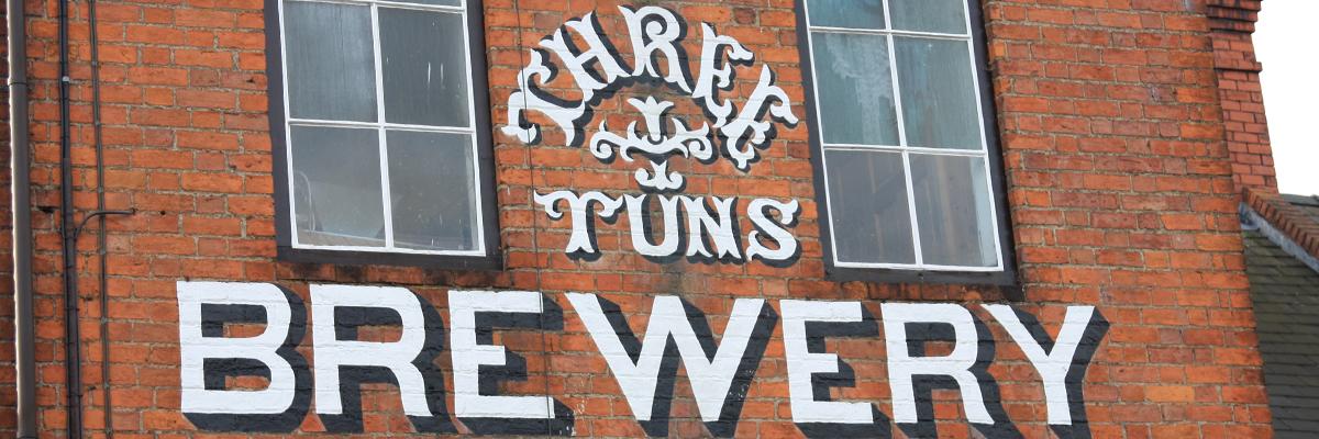 Shrewsbury Brewery Tour