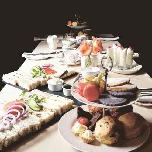 Afternoon Tea in Bishops Castle