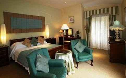 Luxury rooms at Pen-y-Dyffryn Country Hotel in Shropshire