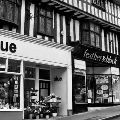 Shrewsbury, Places to Visit in Shropshire