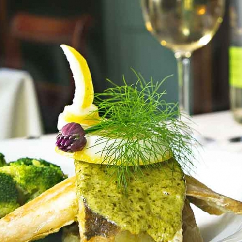 Restaurant Shropshire Food Dining